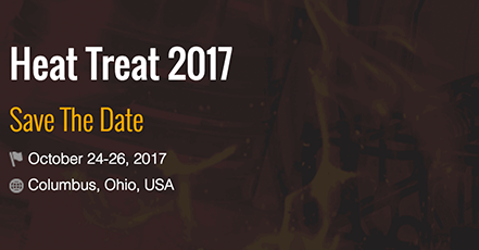 (Event) ASM Heat Treat 2017