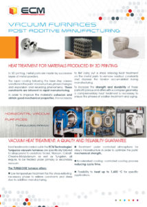 ECM Additive Manufacturing