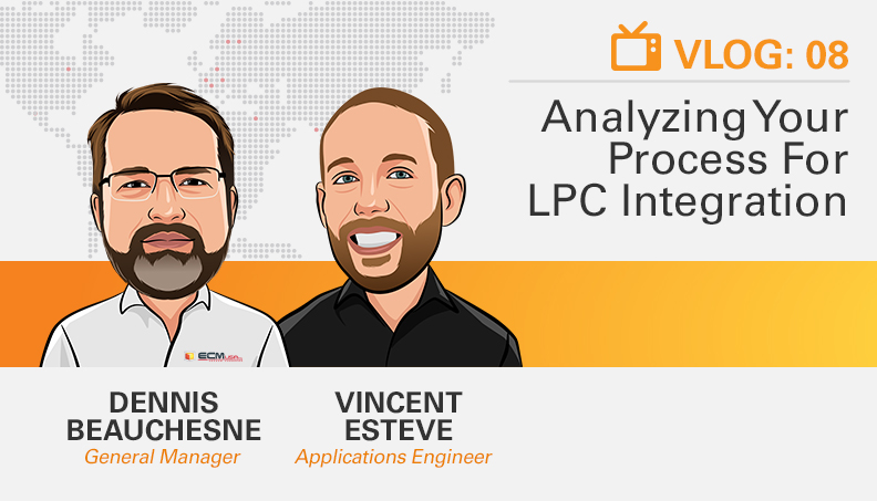 Vlog 8: Analyzing Your Process for LPC Integration