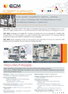 ICBP® Nano Furnace