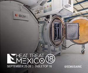 Heat Treat Mexico 2018