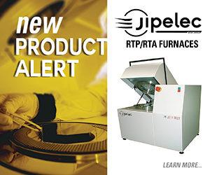 Jipelec RTP Furnace
