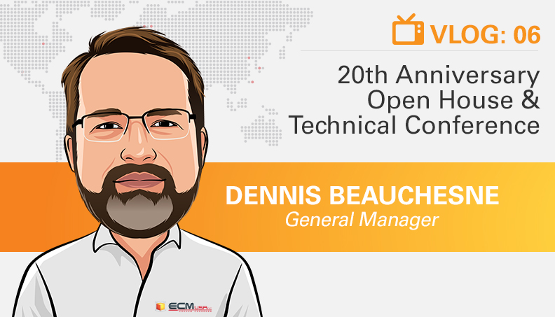 ECM USA Anniversary Technical Conference: 20 Years of Synergy