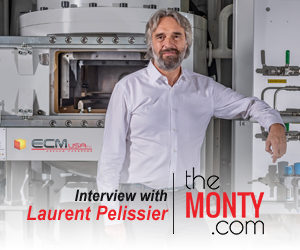 TheMonty.com: Laurent Pelissier, ECM Technologies Interview