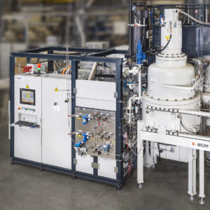 ECM Nano Vacuum Furnace