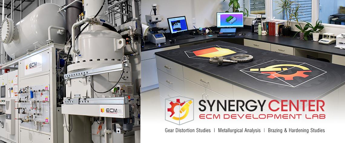 ECM USA Synergy Center - R&D Lab