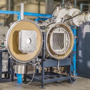 ECM Turquoise Vacuum Furnace