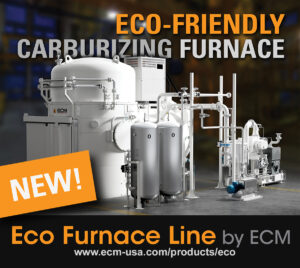 NEW! Eco Vacuum Furnace System