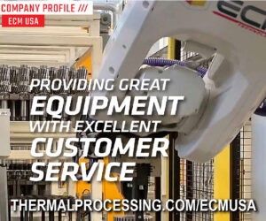 Thermal Processing Company Profile: ECM USA