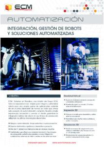 Espanol: ECM Automatizacion