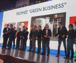 ECM Eco System: Green Business Award Recipient