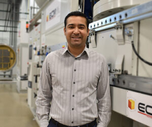 Juan Cruz joins the ECM USA Team as Senior Project Manager in Mexico