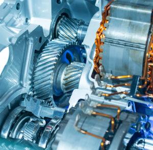 Electric Vehicle Engine